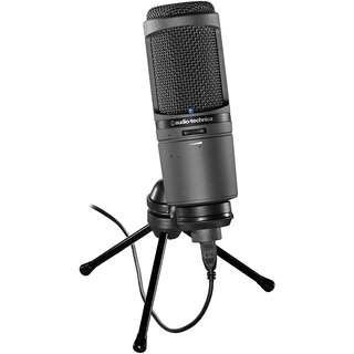 Audio Technica Condenser Microphone!