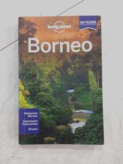 Lonely Planet - Borneo