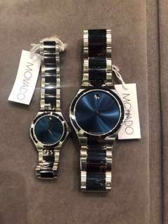 Original Swiss Movado Defio  watches