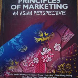 [Pristine Condition] AB1501 Marketing Textbook