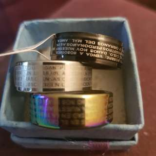 the lords prayer ring size 10