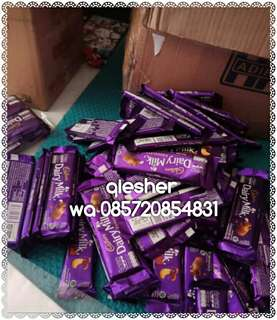 coklat cadbury kiloan