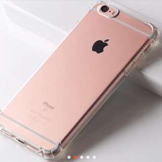 Clear case for Iphone 6/6s plus