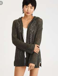 *GREY VRSN* (AE Cardigan)