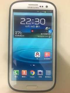 Samsung Galaxy S3 手機