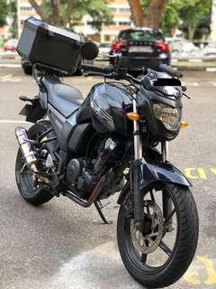 *Test Market* Yamaha Fz16 (Dec 2023)