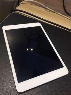 Apple iPad Mini 1 WiFi 16GB (white) #83