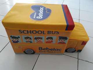 [Reprice]Toys box ( tempat mainan anak) #jualanibu