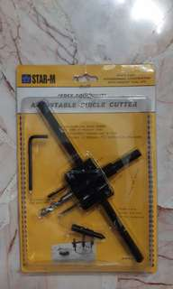 Adjustable Circle size Cutter tool