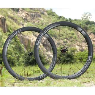 JAVA -DECA carbon fiber wheelset , super loud and smooth , 50mm, brand new