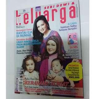 Majalah Keluarga Mei 2012