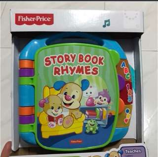 Story book rhymes
