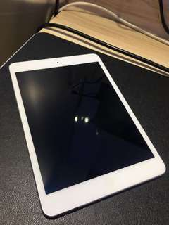 Apple iPad Mini 1 WiFi 32GB (white) #115