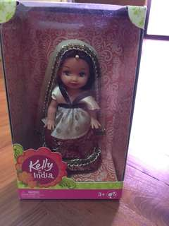 Kelly in India