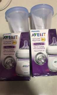 🚚 Avent bottles and cups