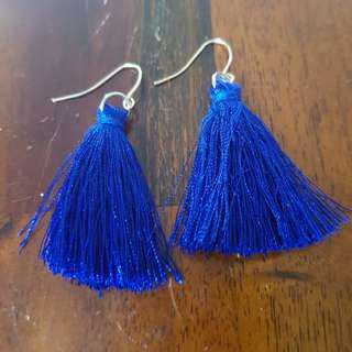 tassell ear rings