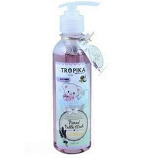 Tropika Baby Bubble Wash 230ml (Lavender)