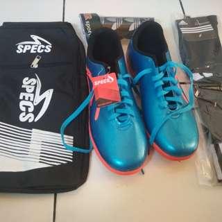 Paket futsal specs