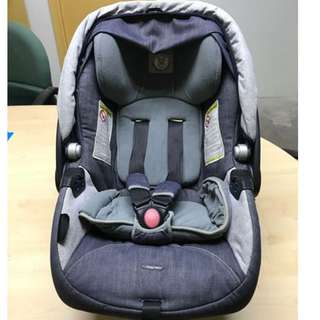 Baby Seat + Carrier (Peg Perego)
