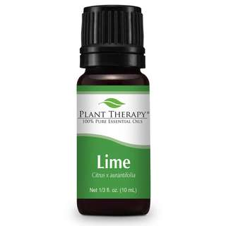 Plant Therapy Lime Essential Oil 10 mL