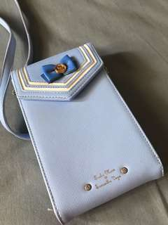 Sailorman theme phone pouch