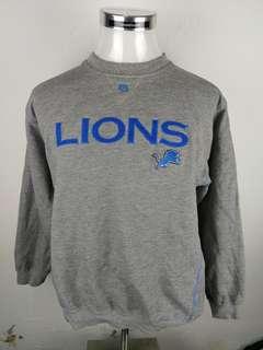 Sweatshirt Lions NFL