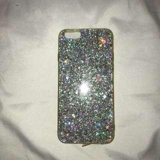 Glittery Iphone 6/6s case