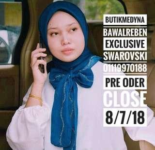 BAWAL REBEN EXCLUSIVE SWAROVSKI