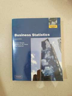 Business statistics 2e (Sharpe, de Veaux, Belle an)