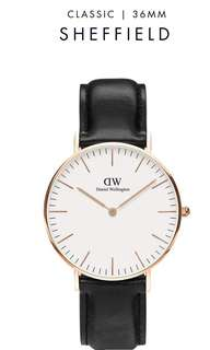 Daniel Wellington Classic 36mm Sheffield