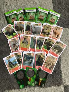 Fair Price Animal Collection Cards-Plains Habitat
