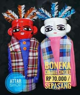 Boneka Ondel Ondel