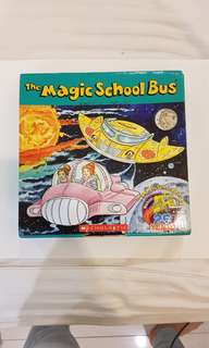Magic Scool Bus