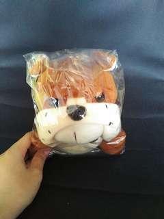 Boneka dog anjing bulldog