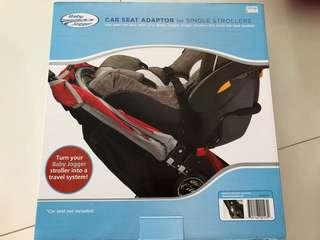 Baby jogger adapter