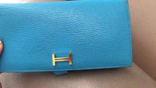 Hermes wallet no receipt 陪驗