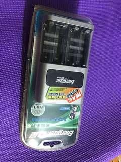 充電機Energizer 勁量 1小時充電
