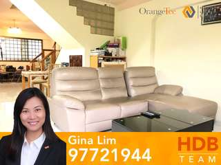 834 HOUGANG CENTRAL