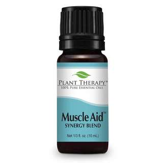 Plant Therapy Muscle Aid Synergy Essential Oil 10 mL