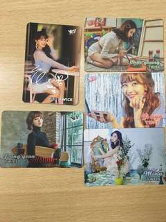 Twice yescard