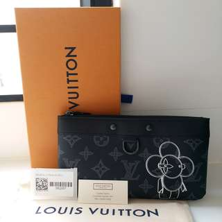 Louis Vuitton Apollo Vivienne Pouch