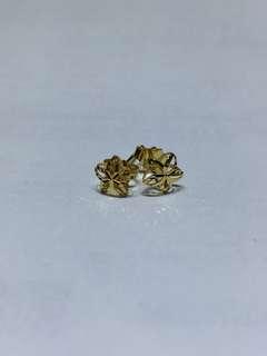 18k金耳環