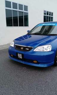 HONDA CIVIC 1.7 AUTO