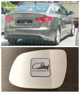KIA Naza Forte Sx side mirror all models and series