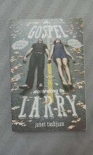 The Gospel According to Larry - Janet Tashjian