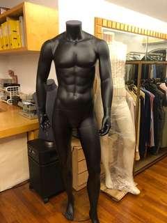 Male Mannequin Garage Sale
