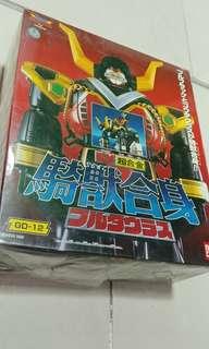 Bandai 星獸戰隊 DX 騎獸合身 最新出價 220 300即決