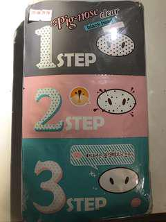 Blackhead 3-Step Kit by Holika Holika
