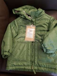 Winter Jacket 2years old