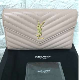YSL wallet on chain 22cm